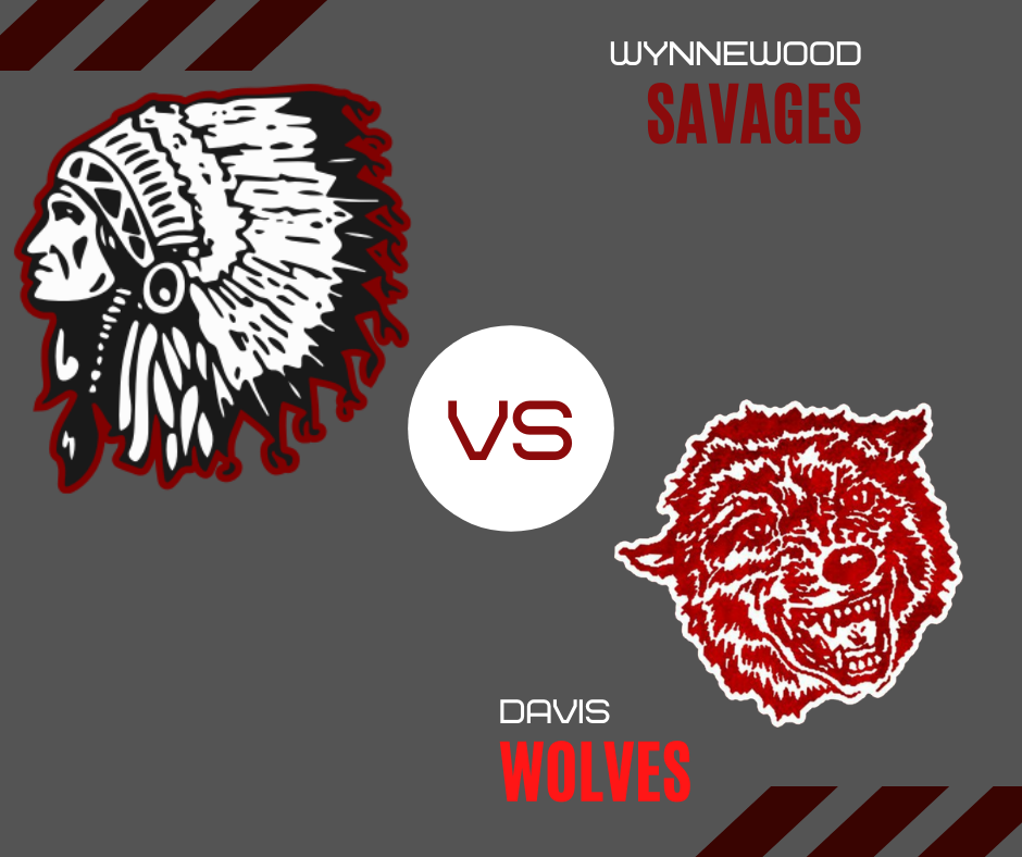 Wynnewood Savages vs Davis Wolves