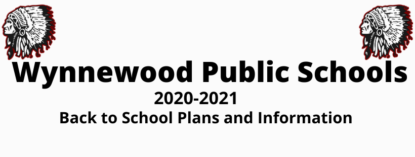 2020-2021 Back to School Plans and Information