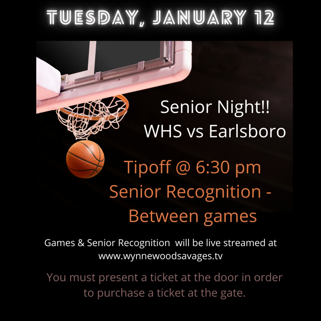 Basketball Game Info!