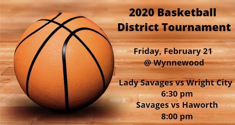District Basketball Information