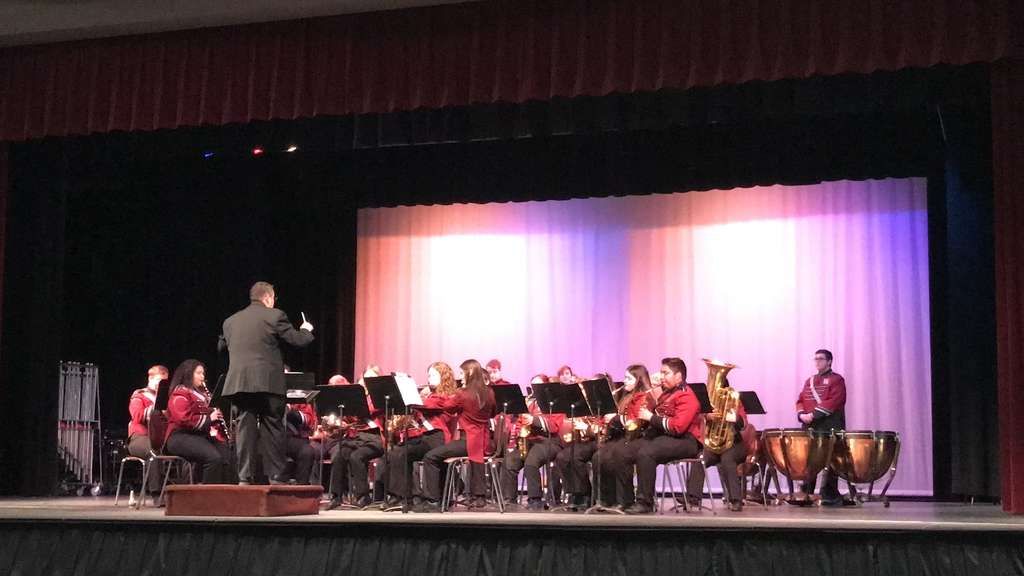 Wynnewood High School Band